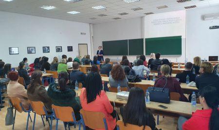 Stručni seminar za pedagoge, nastavnike i profesore engleskog jezika u organizaciji Filološkog fakulteta SPU