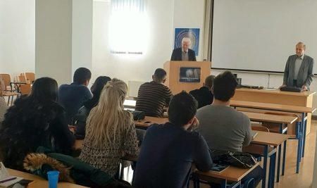 Održano predavanje iz Metodologije istraživanja društvenih nauka