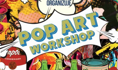 SLOBOMIR P UNIVERZITET ORGANIZUJE POP ART WORKSHOP